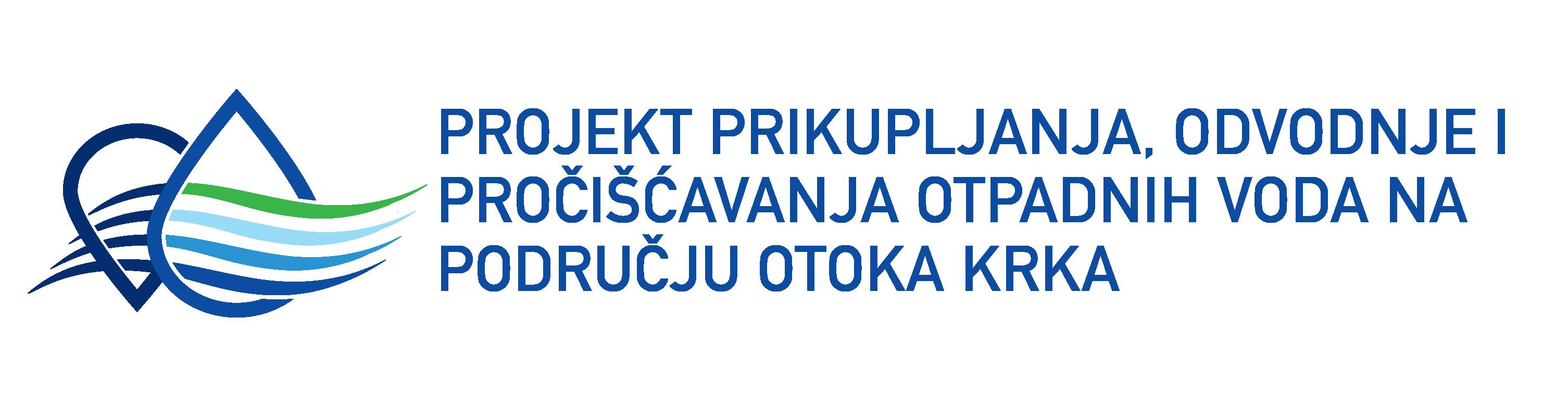 Poveznica na vanjsku stranicu EU projekta prikupljanja, odvodnje i pročišćavanja otpadnih voda na otoku Krku (otvara se u novom tabu)